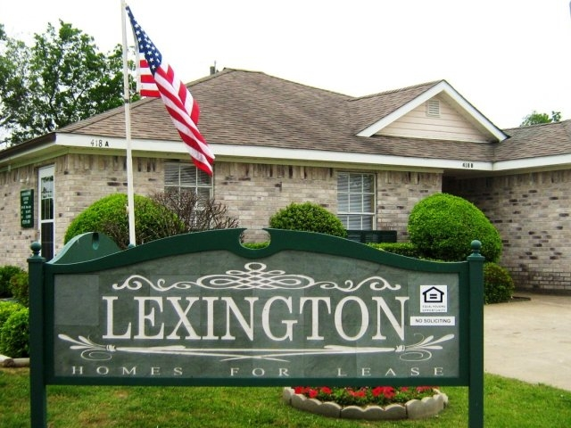Lexington Arms Apartments Waxahachie, TX