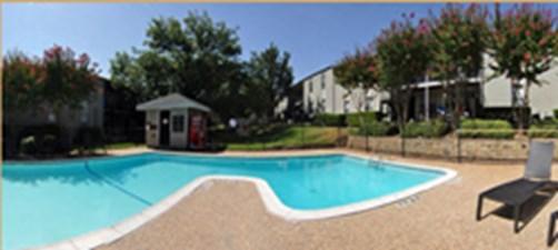 Pool at Listing #137625