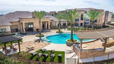 Pool at Listing #268376