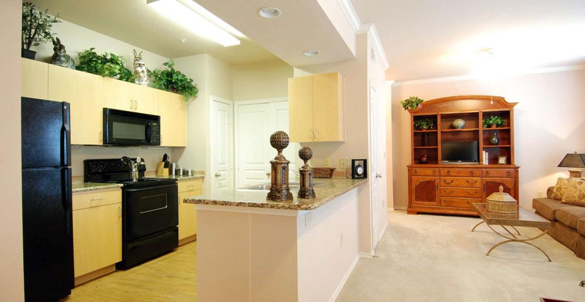 Kitchen at Listing #144443