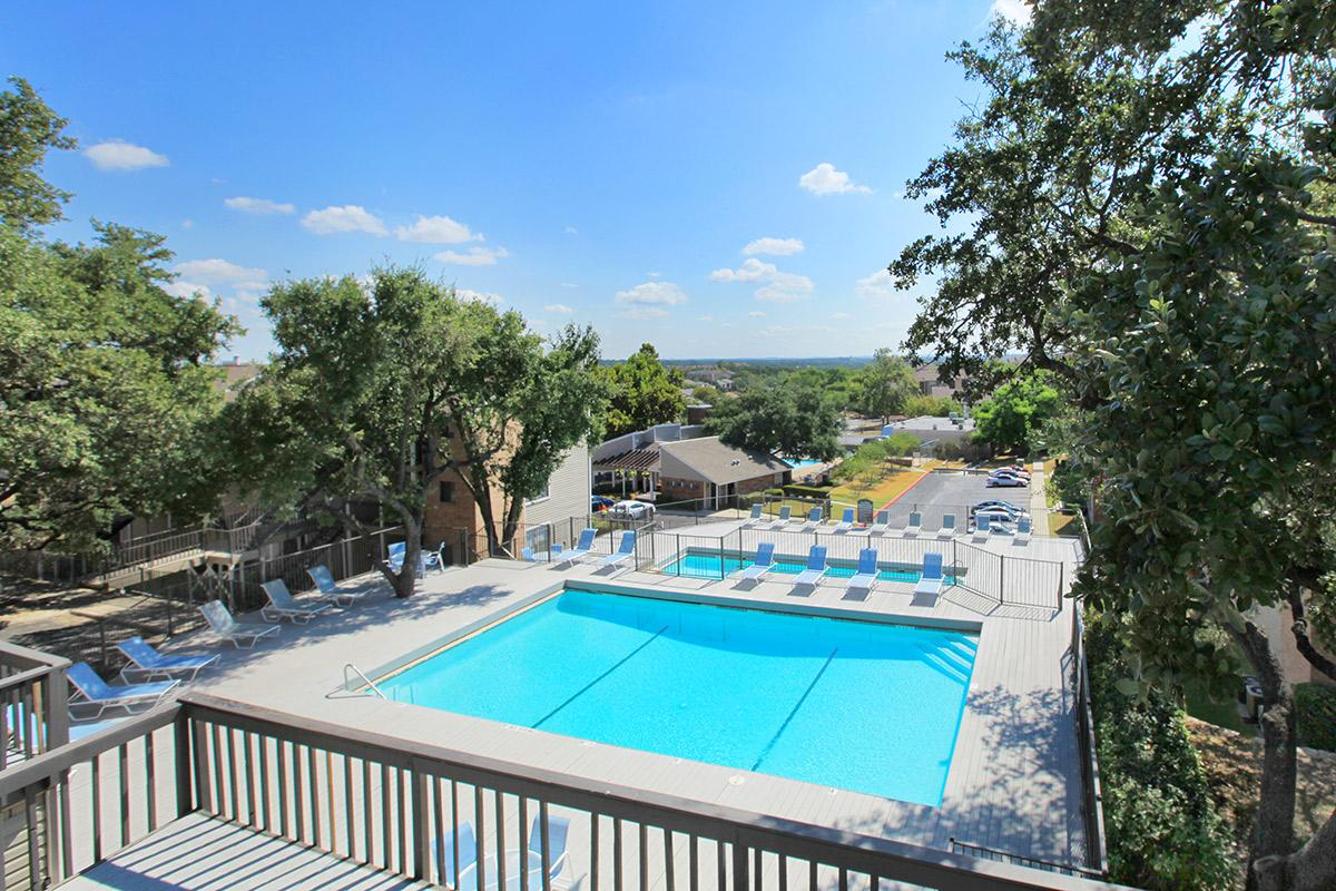 Pool at Listing #141289