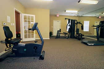 Fitness Center at Listing #147750
