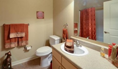 Bathroom at Listing #270396