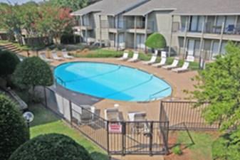 Pool at Listing #137054