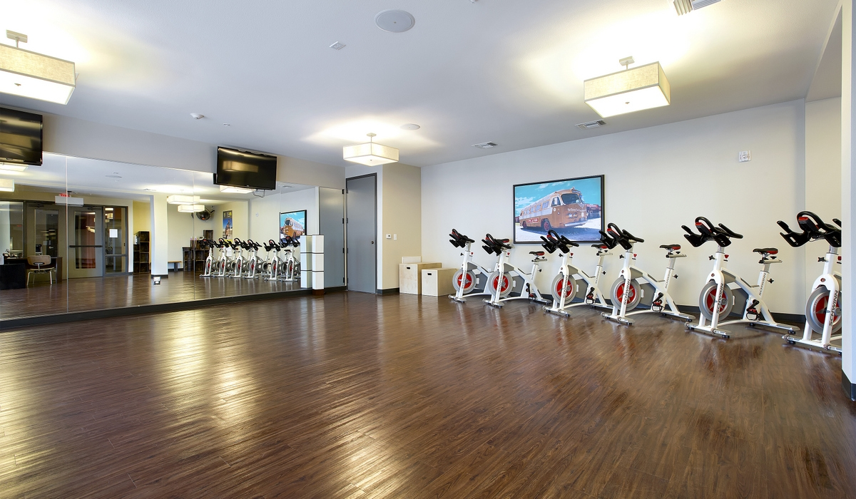 Fitness at Listing #245761