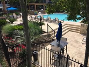 Pool at Listing #140191