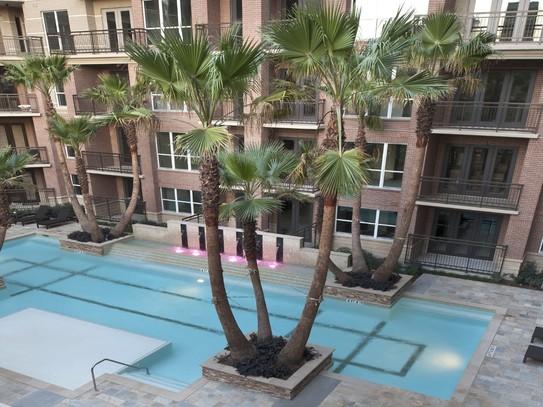 Pool at Listing #152990