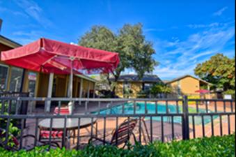 Pool at Listing #136454