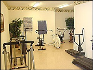 Fitness Center at Listing #144597