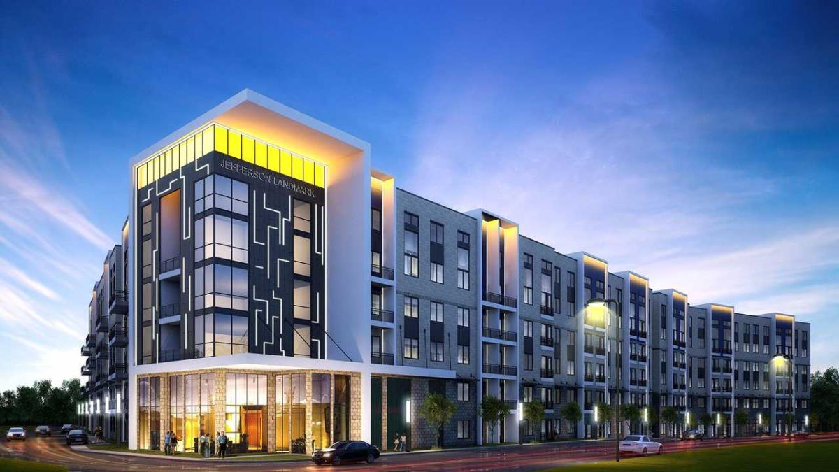 Jefferson Landmark Apartments