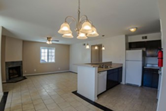 Living/Kitchen at Listing #254048