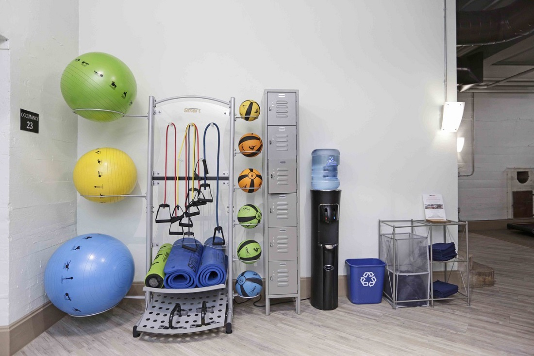 Fitness at Listing #144255