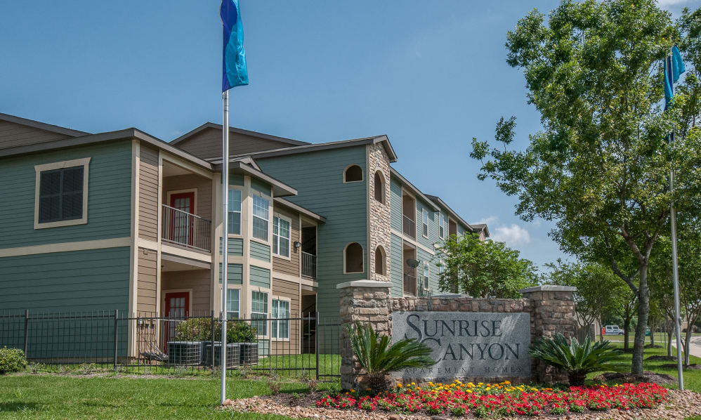 Sunrise Canyon Apartments Universal City TX