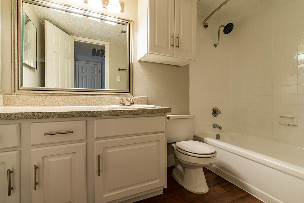 Bathroom at Listing #136375