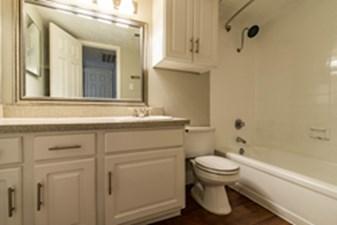 Bathroom at Listing #136375