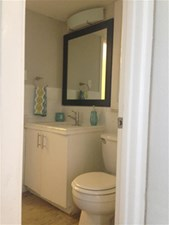 Bathroom at Listing #141215