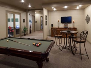 Gameroom at Listing #137967