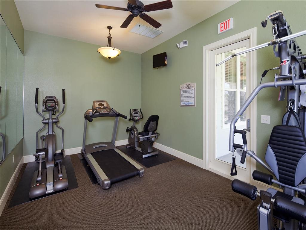 Fitness Center at Listing #150368