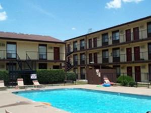 Pool at Listing #213989