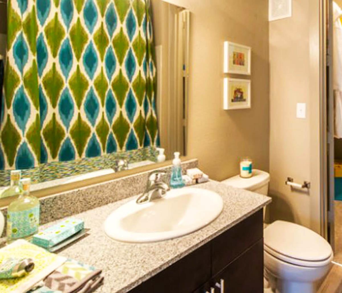 Bathroom at Listing #226991