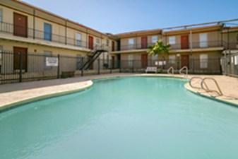 Pool at Listing #137207