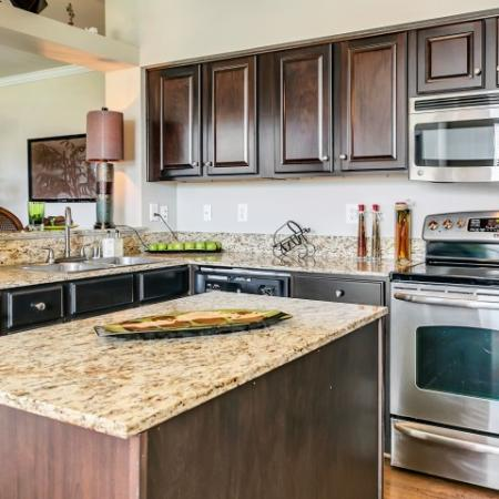 Kitchen at Listing #137574