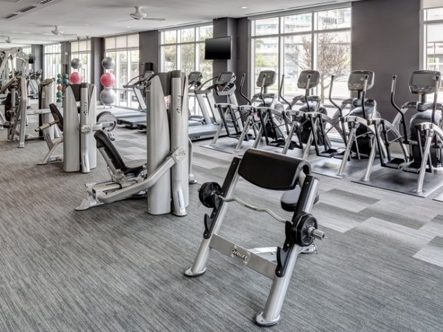 Fitness at Listing #154340