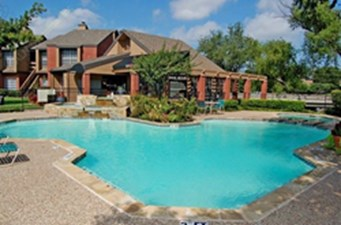 Pool at Listing #136023