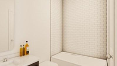 Bathroom at Listing #305770
