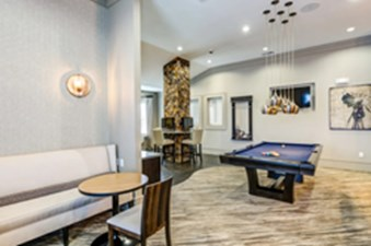 Gameroom at Listing #226785
