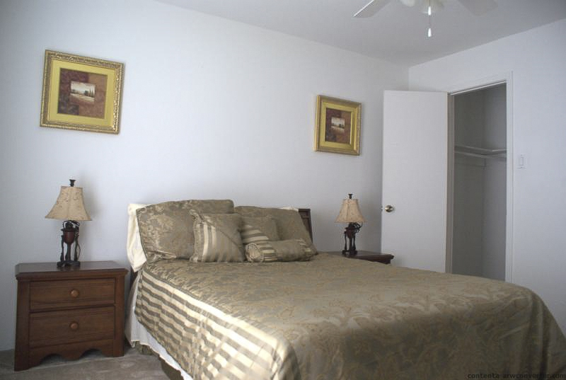 Bedroom at Listing #138833