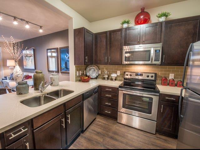 Kitchen at Listing #257748