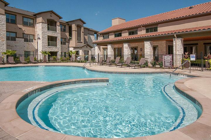 Pool at Listing #281122
