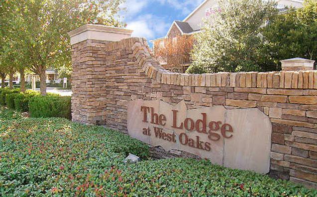 Lodge at West Oaks Apartments Houston TX