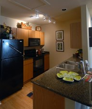 Kitchen at Listing #144605
