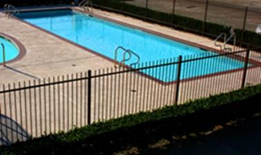 Pool at Listing #139275