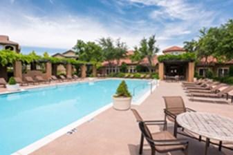 Pool at Listing #137583