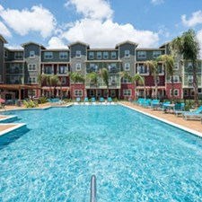 Pool at Listing #280746