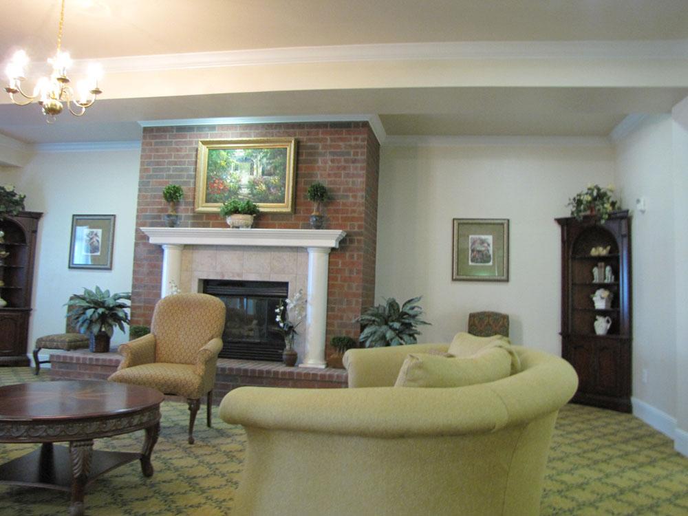 Lobby at Listing #144539