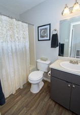 Bathroom at Listing #140852