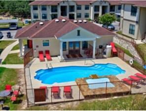 Pool at Listing #255999