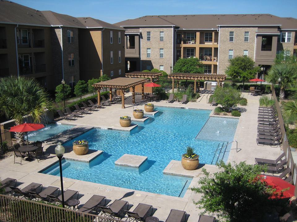 Pool at Listing #145669