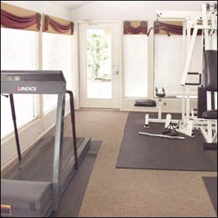 Fitness Center at Listing #139085