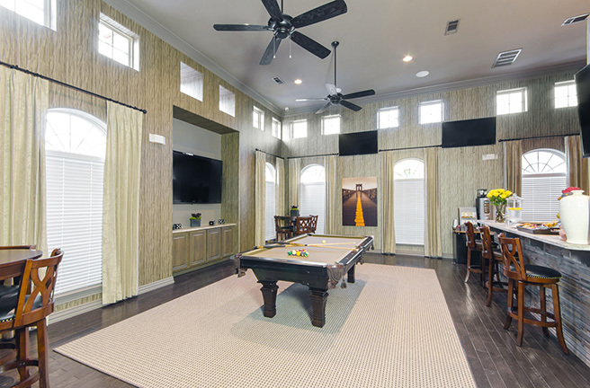 Clubhouse at Listing #224706