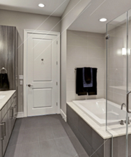 Bathroom at Listing #260460