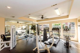 Fitness Room at Listing #137510
