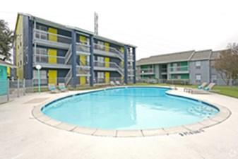Pool at Listing #140948