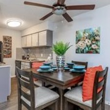 Dining/Kitchen at Listing #137507