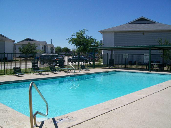 Pool at Listing #233542