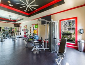 Fitness at Listing #138742